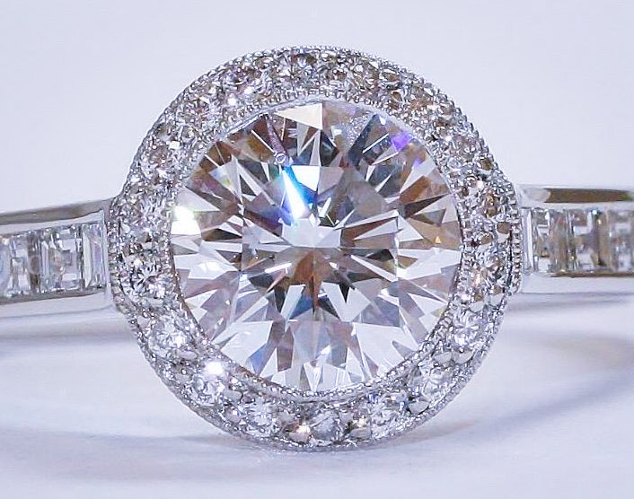 Sell My Engagement Ring Cash For Diamond Rings Baton